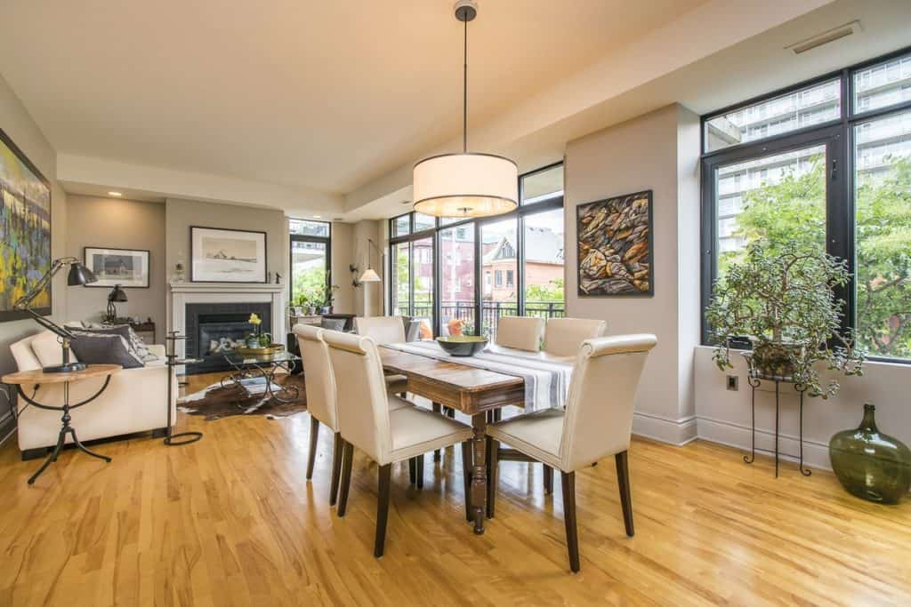 201-364 Cooper - Condo for sale - two bedroom plus Den - sophisticated elegance in Downtown Ottawa