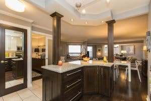 1206-151 Bay Street 2 bed luxury condo for sale in downtown Ottawa blocks from Parliament and less than a block from the light rail station!