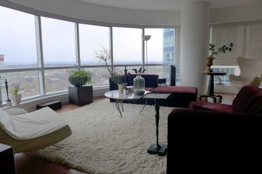 Luxury executive apartment in the heart of Ottawa