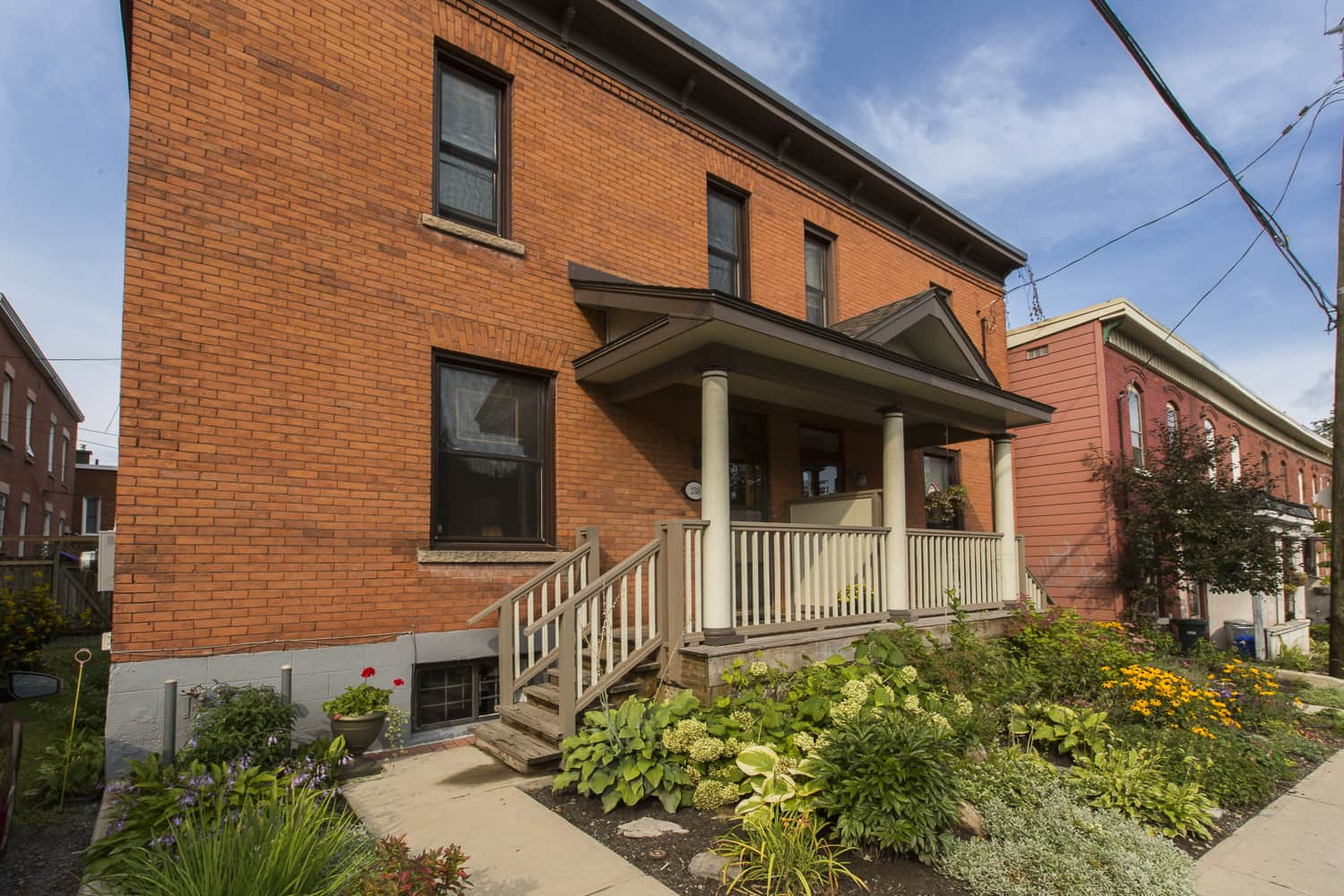 238 Booth Street 4 Bed Semi for sale in West Centretown Ottawa