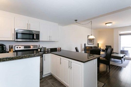 403-456 King Edward - Large Luxury One Bedroom plus Den for Rent Near Ottawa University