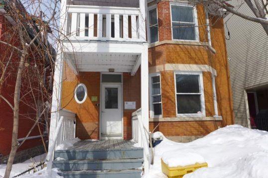 51 Spruce Street 3 Storey Triplex for Sale in Centretown Ottawa