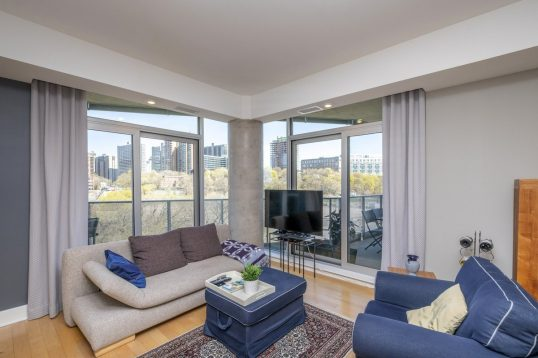 702-300c Lett Street Ottawa Luxury 2 bed 2 bath condo for sale in downtown ottawa 3 balconies - walk to Parliament