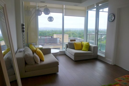 807-98 Richmond Rd Ottawa - Westboro Luxury 2 bed 2 bath with stunning views
