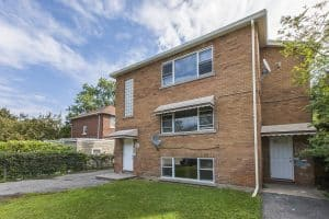 Set Your Own Rents in this Purpose-Built All Brick Triplex 965 Marguerite Ave - Overbrook Ottawa - For Sale - $525,000  --Sold--